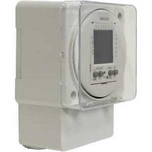 Electronic Timer 24 Hr 7 Days spdt no nc Intermatic Fm1d50a 120