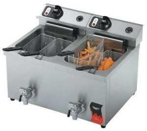 Electric Counter Top Fryer 23 X 21