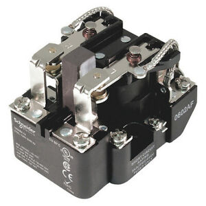 Open Power Relay 8 Pin 12vdc dpdt Schneider Electric 199bx 12