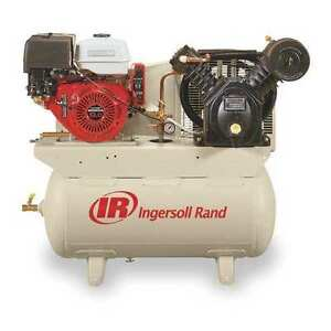 Ingersoll rand 2475f13gh Stationary Air Compressor 13 Hp 24 Cfm