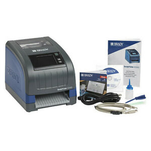 Desktop Label Printer bbp33 4in Tape Brady 149552
