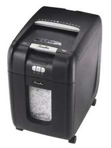 Paper Shredder cross cut 200 Sheets Swingline 1757573d