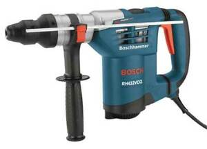 Bosch Rh432vcq 1 1 4 Rotary Hammer With Quick change Chuck