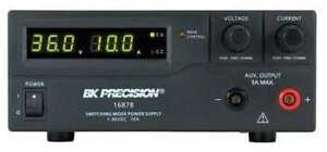 Switching Dc Power Supply 36v 10a B k Precision 1687b