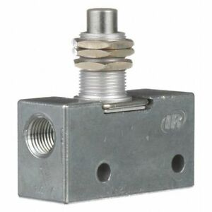 Aro 214 c Manual Air Control Valve 3 way 1 8in Npt