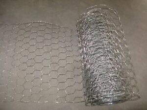 Zoro Select 4lvf4 Poultry Netting Height 48 In 50 Ft