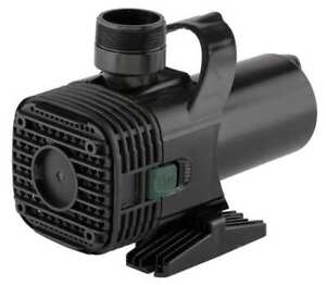 Water Garden Pump 6 1 8 In W Little Giant F70 7300