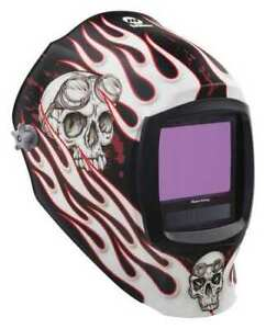 Miller Electric 280048 Auto Darkening Welding Helmet Departed