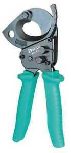 Ratchet Cable Cutter Eclipse Sr 538