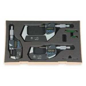 Mitutoyo 293 960 30 Micrometer Set digital