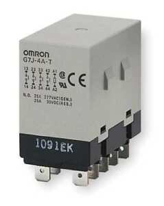 Enclosed Power Relay Omron G7j 4a t w1 dc24