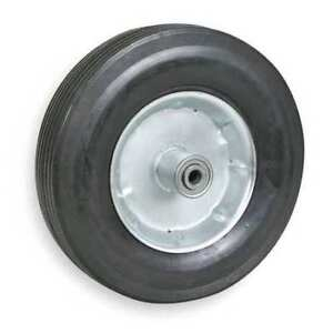 Solid Rubber Wheel 12 In 300 Lb Zoro Select 1nwz3
