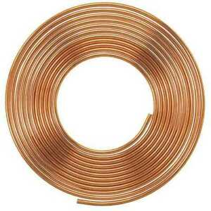 7 8 Od X 100 Ft Coil Copper Tubing Type K