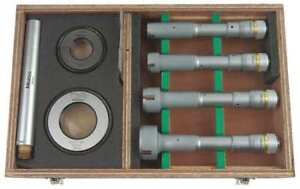Bore Gage Set holtest 0 8 2 In Mitutoyo 368 918