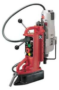 Magnetic Drill Press Milwaukee 4209 1