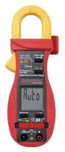 Amprobe Acd 45pq Clamp on Power Meter 360kw 600a