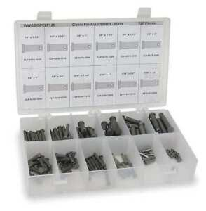 Itw Bee Leitzke Clevis Pin Assortment 98 11520