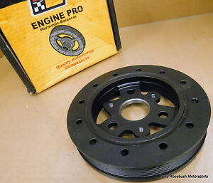 Engine Pro Pb 1481 n Street Performance Balancer 1993 97 Chevy 350 Crank
