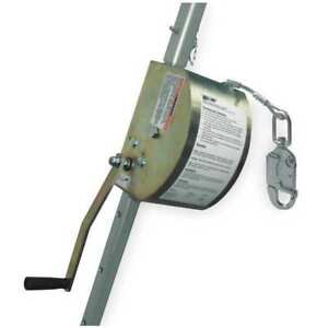 10 Personnel 2 Way Confined Space Winch Miller By Honeywell 8442 z7 65ft