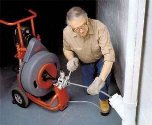Drain Cleaning Machine Ridgid 60052