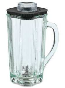 Waring Commercial Cac32 Blender Container With Lid And Blade