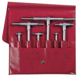 Mitutoyo 155 907 Telescoping Gage Set 4 Pc 2 126 In D