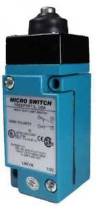 Honeywell Micro Switch Lsc1a Heavy Duty Limit Switch Top Actuator