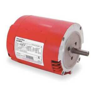 Century H1041l Water Circulator Motor Nema iec C Face