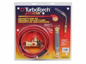 Turbotouch X 5b Torch Kit Swirl For B Tank Air Acetylene 0386 0338