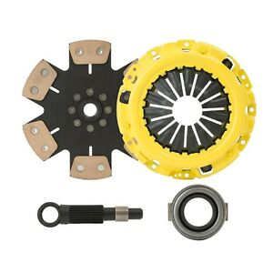 Clutchxperts Stage 4 Solid Clutch Kit 94 04 Ford Mustang 3 8l V6 Convertible