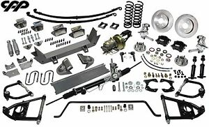 Chevy 1 2 Ton Truck Ultimate Performance Package Mustang Ii Drop Spindles