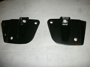 Mgb Motor Mount Bracket Left And Right Hand Set 2 1975 1980 New Bhh1620 1621