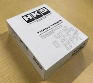 All New Hks 41001 Ak012 Turbo Timer 10th Generation Genuine Parts Japan Made