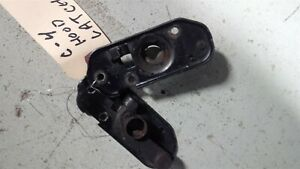 84 96 Corvette C4 Hood Release Latches Catch Pair 1984 To 1996 Latch
