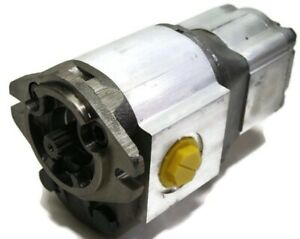 6673913 New High Flow Hydraulic Pump Made To Fit Bobcat 864
