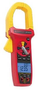 Digital Clamp Meter 1000a 750v trms Amprobe Acd 3300 Ind
