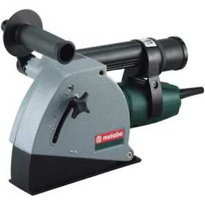 Wall Chaser crack Chaser 12 A 5 In Metabo Mfe30 Kit