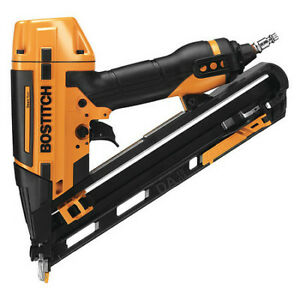 Air Finish Nailer 34 Deg Bostitch Btfp72155