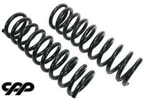 1968 74 Chevy Ii Nova Front 2 Lowering Drop Coil Springs
