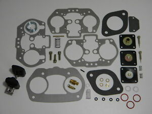 Weber 40 44 48 Idf Master Carburetor Carb Rebuild Repair Tune Up Kit W float