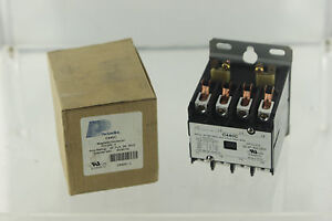 Packard Inc C440c 1 Electrical Contactor 40 Amp 4 Pole New
