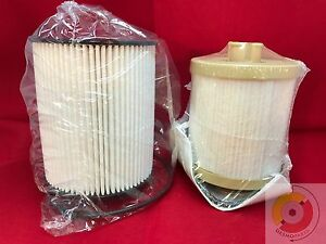 Oem Fuel Filter For Ford Powerstroke 6 4l diesel 08 10 Oem By Racor Pff4617
