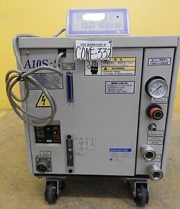 Ebara A10s s Multi stage Dry Vacuum Pump 10968 Hours Used Tested Working