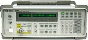 Hp agilent 85644a 300khz To 6 5ghz Tracking Generator Source