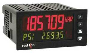 Red Lion Pax2a000 Digital Panel Meter universal Process