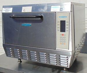 Turbochef C3d Speed Cook Oven Ventless Countertop Single Deck 1 Phase Nsf