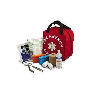 ale Standard Emergency Medical Trauma Responder Bag Kit 93 Pieces 346100