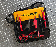 Fluke Tlk220 Meter Leads Set Proble Wire Kit