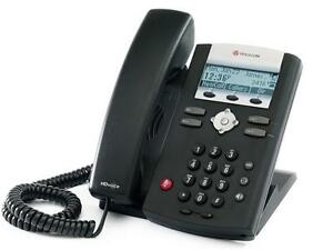 New Polycom Soundpoint Ip 335 Hd Phone
