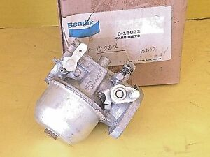 Genuine Zenith New Carburetor 13022 Wiconsin Engine S10d